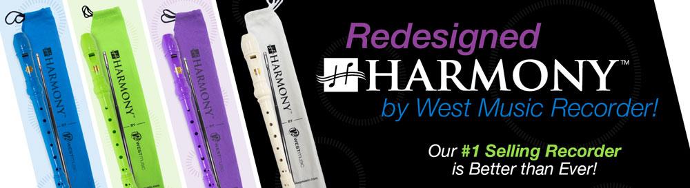 harmony recorders