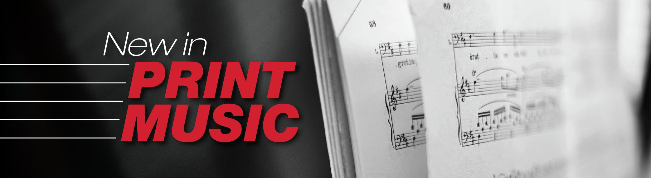 New Sheet Music