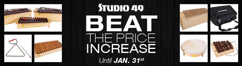 studio 49 glockenspiel