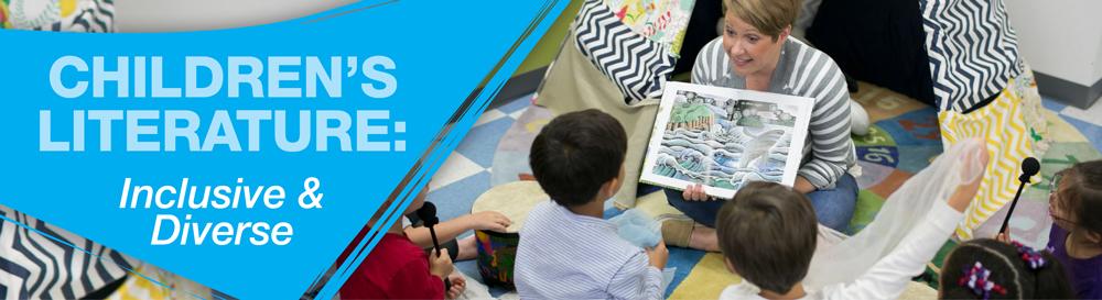 Inclusive and Diverse Children's Literature