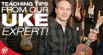 Teaching Tips from our Uke Expert