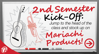 2nd Semester Kick-Off: Mariachi Products