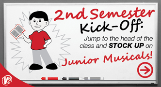 2ns Semester Kick-Off: Junior Musicals