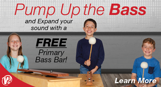 Pump Up The Bass with a FREE Primary Bass Bar!