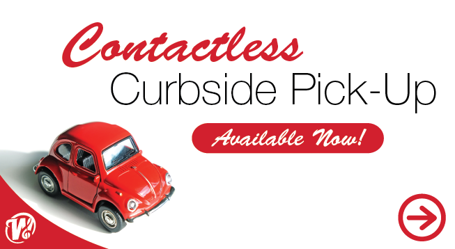 Contactless Curbside Pick-Up
