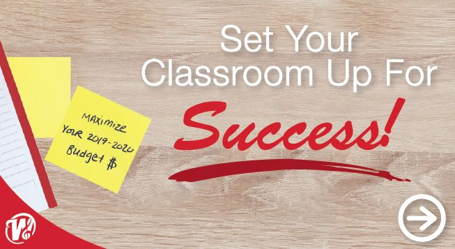 Set Your Classroom Up For Success!