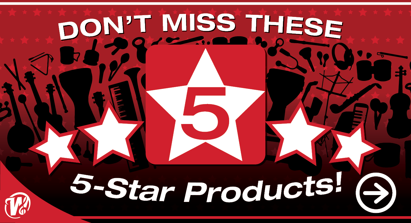 5-Star Products!