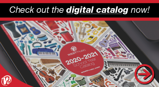 The West Music Digital Catalog is Here!
