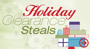 Holiday Clearance