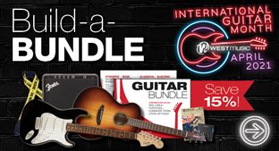 International Guitar Month Build-A-Bundle