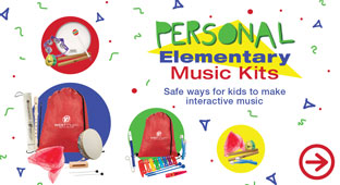 Personal Elementary Music Kits