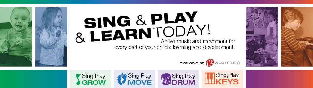 Sing & Play & Learn Today
