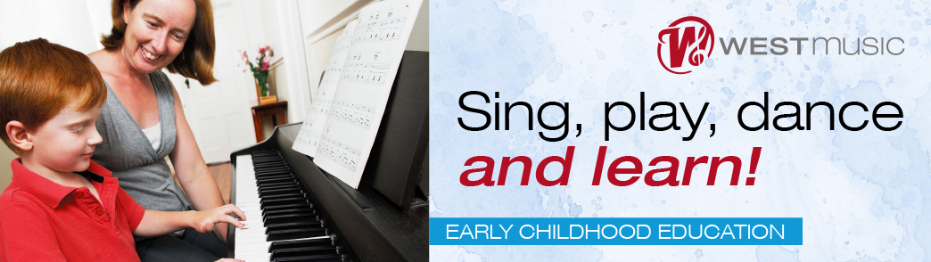 Early Childhood Education at West Music