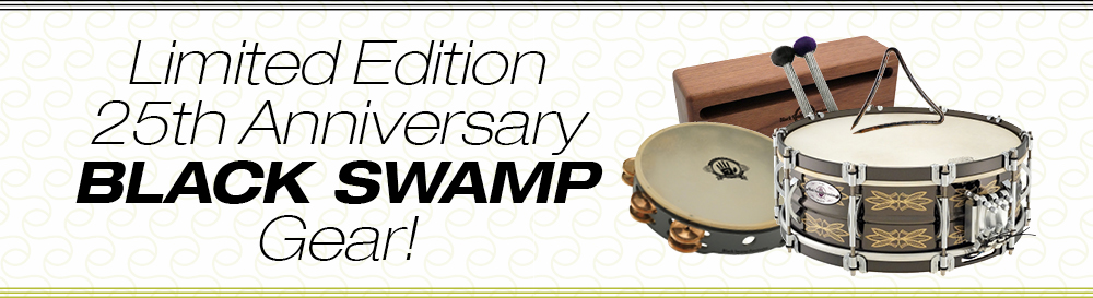 black swamp percussion