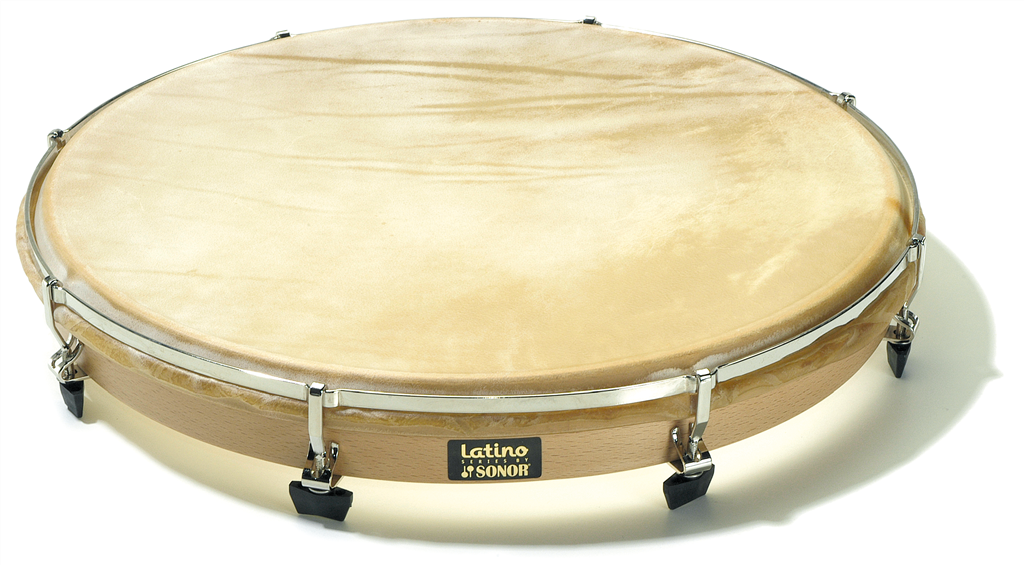 sonor lhdn 16 tunable frame drum w calf skin head west music. Black Bedroom Furniture Sets. Home Design Ideas