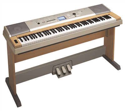 Yamaha Lp7a 3 Pedal Unit For Yamaha Dgx Keyboards