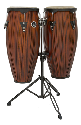 latin percussion city series lp646ny cmw conga set carved mango west music. Black Bedroom Furniture Sets. Home Design Ideas