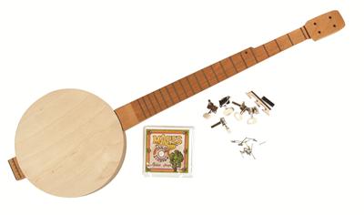 Backyard Music 5-String Basic Banjo Kit