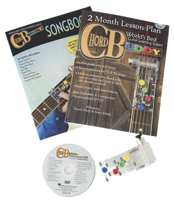 Chord Buddy Guitar Learning System West Music