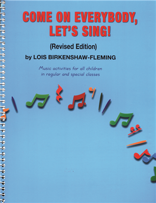 Come On Everybody, Let\'s Sing! | West Music
