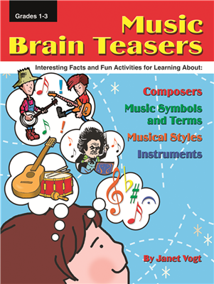 Music Brain Teasers West Music