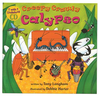 Image result for creepy crawly calypso