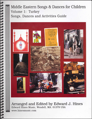 middle eastern songs and dances teacher guide west music