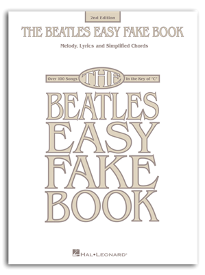 19e4e48af575 The Beatles Easy Fake Book – 2nd Edition