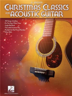 christmas classics for acoustic guitar 2nd edition - Christmas Classic Music
